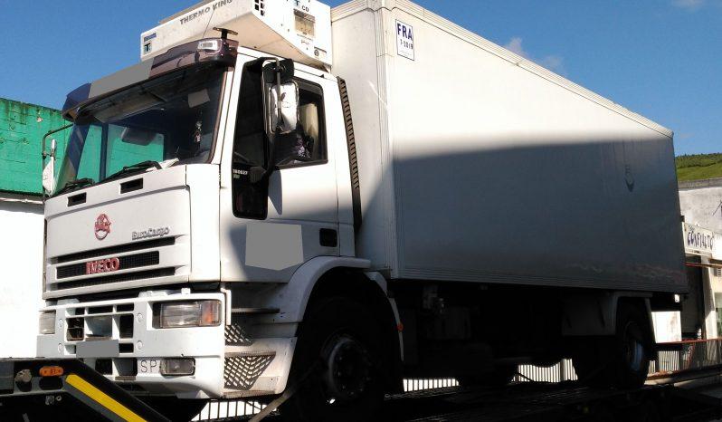 Camion firgorifico marca IVECO - Modelo ML180E27 - Año 1.999